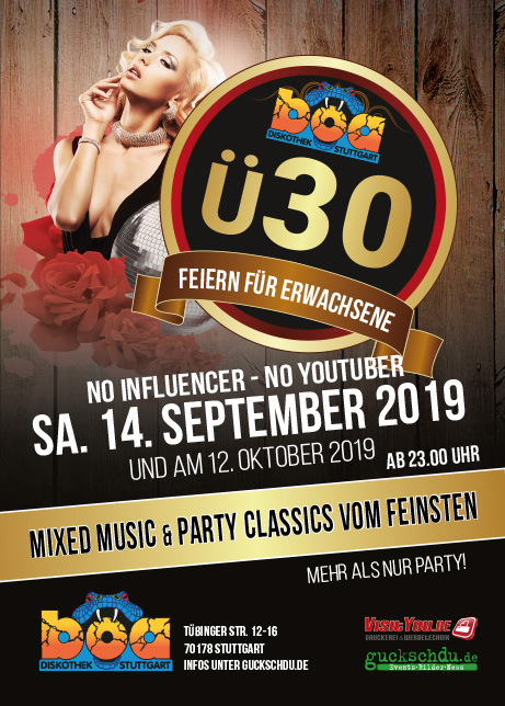 BOA Flyer ue30 A7 August 2019 Seite 1